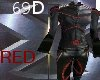 {69D} X-Squad Suit RED
