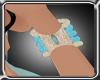Godiva Raspberry Bracele