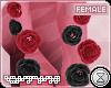 . mina   rose arms