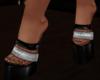 Vix- Grey Heels