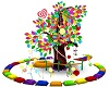Candy Tree Animated