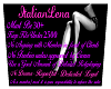 ITALIANLENA'S RULES 2