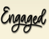 Engaged Head sign
