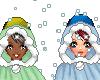 {B}Snow Girls