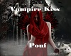 Vampire Kiss Pouf