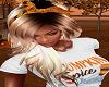 Blonde Autumn Headband