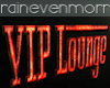 VIP Lounge Sign