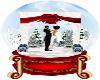 Christmas Globe Dance