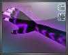 ^N  Gloves Purple