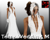 Terry Wedding Dress M