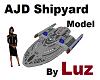 AJD Shipyard Model