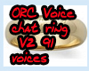 !ORC! 91 male voices V2