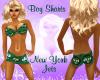 ~LB~Boy Shorts - NY Jets