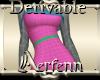 A:Feather Dress