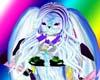 Toxic Rainbow Bunny