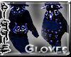 (Sapphire Gloves (M)