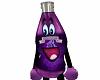 Funny Purple Bottle