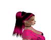 PinkBlack Pigtails