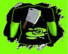 *CA* Green/Black Shmack