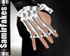 SF/Skull Hand White R