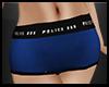 [E] Police Box Shorts