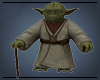Master Yoda 3D