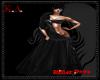 KD* Diva Gown Black