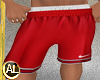 MALE RED SHORTS