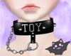 ☽ Collar Toy