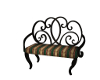 cute Tuscan Bench
