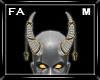 (FA)ChainHornsM Gold3