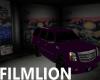 F | Purple Truck