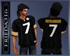 (F) Steelers Jersey 7
