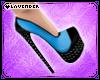 la. Colour Block Blue