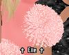 ~E~ Pink cancer poms