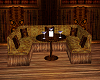 Tiki Sofa & Table