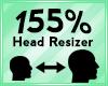 Head Scaler 155%
