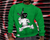 (C)Green Rights2 Sweater