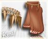 ❥| Anklet Gold