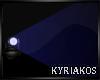 -K- Blue Spot Light