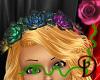 [D] Rainbow Head Flowers