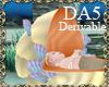 (A) Mermaid Bed Girl