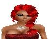 VDance Red Ponytail