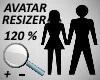 120% Scaler