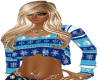 Winter Snow Sweater