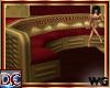 HollywoodGlam Club Couch