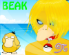 Psyduck Beak