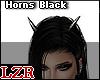 Horns Black
