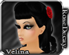 rd| Black Velina Red