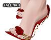 🌹 Duwa Red Heels